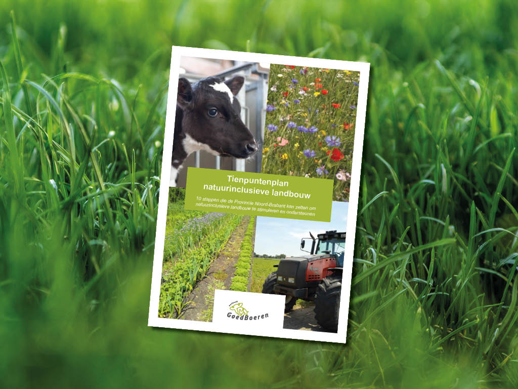 10 stappen om natuurinclusieve landbouw te stimuleren