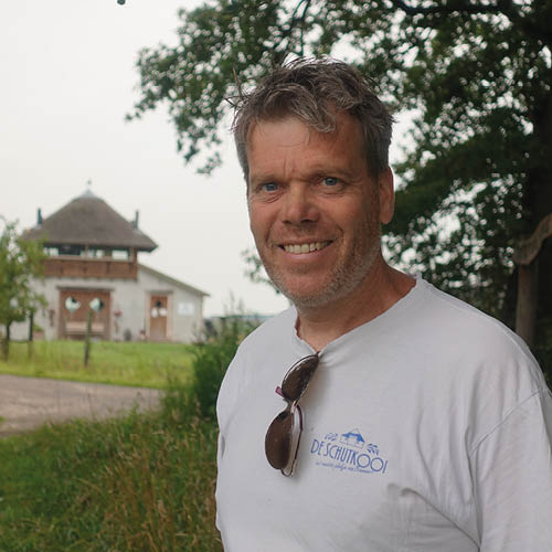 "Bio-boer Eric Lamers: ""Minder dieren, meer boeren"""